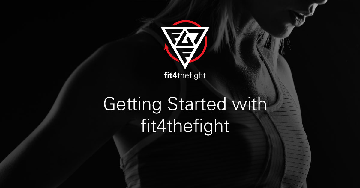 Getting Started with fit4thefight