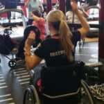 Function Fitness wheelchair image